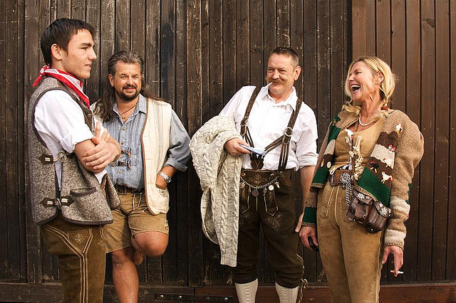 Oktoberfest Tips: Dress up Oktoberfest