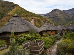 South Africa Road Trip Lesotho Maliba Lodge Rooms