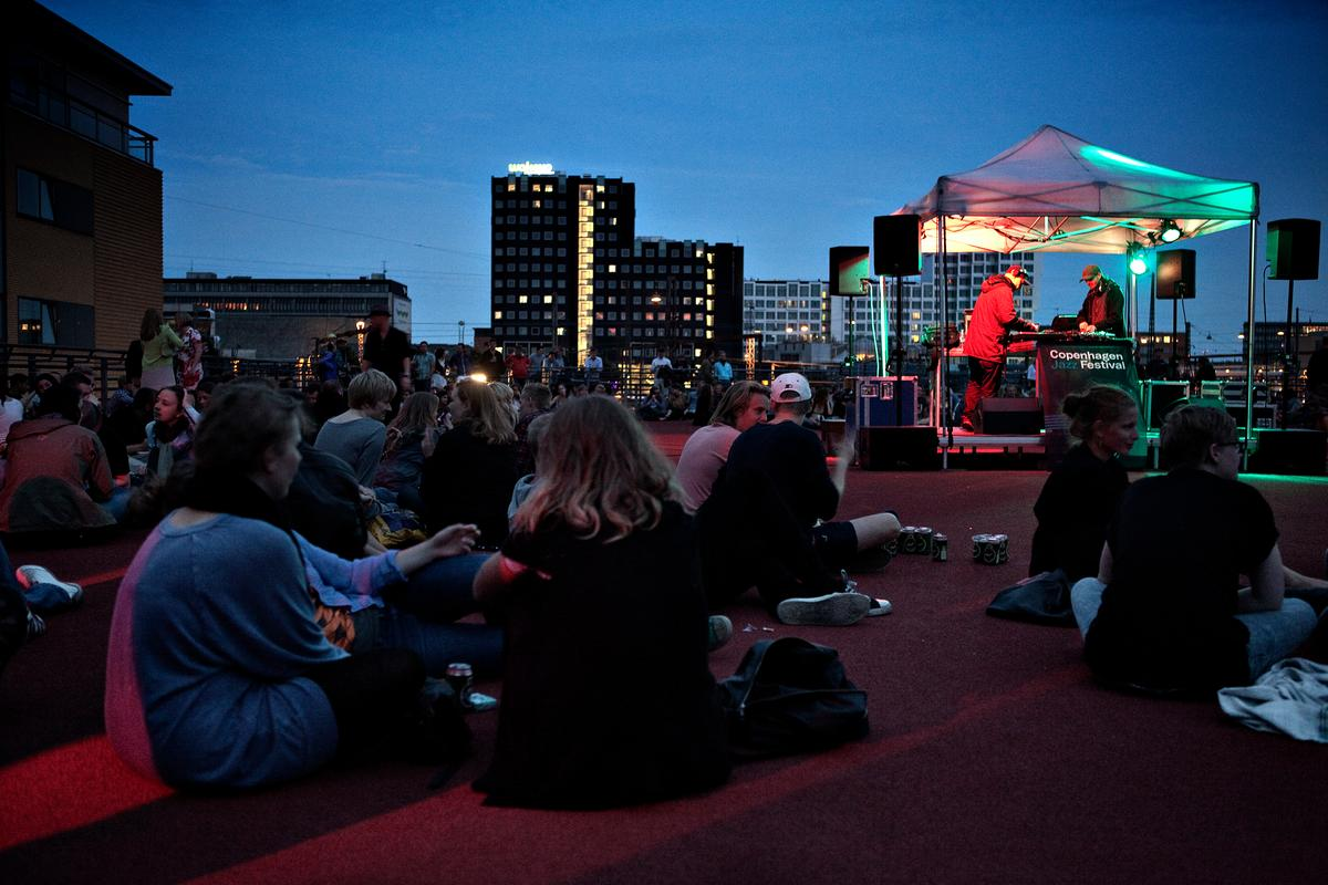 top festivals in Copenhagen